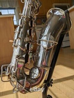 1925 Conn New Wonder Chu Berry Alto Saxophone