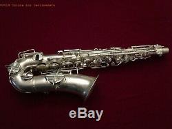 1928 Vintage Buescher Tru Tone Alto Saxophone