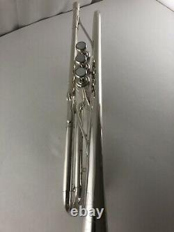 1963 Martin Committee Bb trumpet With Manufacturers 1st Slide Trigger-Silver