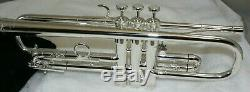 1964 Vintage Silver Martin Committee Trumpet Super Sweeeetttt