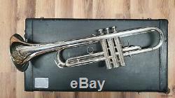 1973 Schilke B6L ` BILL CHASE ` tuning bell LEAD HORN GAMONBRASS trumpet