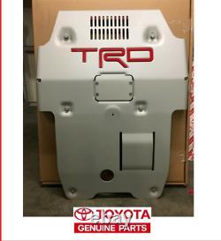 2016-2020 Toyota Tacoma Trd Pro Front Skid Plate Genuine Oem New Ptr60-35190