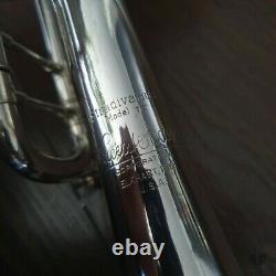70's Bach Stradivarius MLV VINDABONA 72 Corporation bell GAMONBRASS trumpet