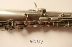 Adolphe sax soprano saxophone