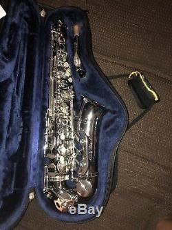 Alto saxophone, p. Mauriat, black pearl
