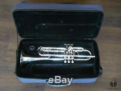 B&S Challenger I 3137, German made! , Original Case, GAMONBRASS trumpet