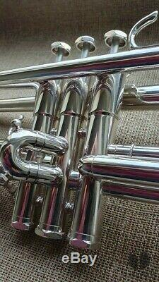BEAUTIFUL! Schilke B5Lb Beryllium TUNING bell, case GAMONBRASS trumpet