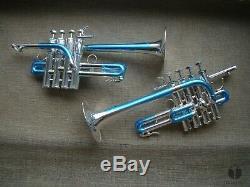 BRAND NEW! Schilke P5-4 BG Butler/Geyer Piccolo Trumpet GAMONBRASS