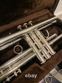Bach Model 180S37 Stradivarius Professional Bb Trumpet