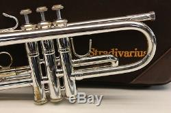 Bach Stradivarius 37 ML 180S37 Trumpet Professional GREAT PLAYING HORN
