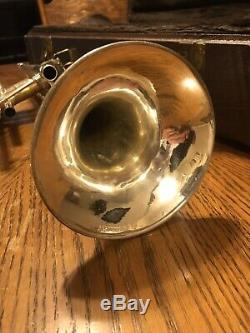 Bach Stradivarius 37 Silver Professional Trumpet