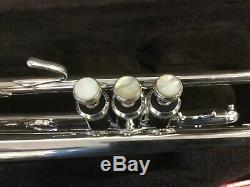 Bach Stradivarius 43 180S43 ML Trumpet Professional Horn MINT CONDITION