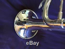 Bach Stradivarius Bb Trumpet 1938 New York, NY Pro Horn Pre Mount Vernon