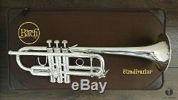 Bach Stradivarius C180SL229 25H Herseth, original case GAMONBRASS trumpet
