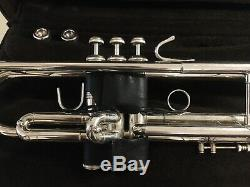 Bach Stradivarius Model 37 Bb Trumpet, Amazing Condition Made In Elkhart USA