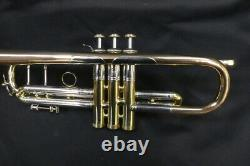 Bach Stradivarius Model NY 67 (Pre Mt. Vernon) Bb Trumpet EXCELLENT Condition