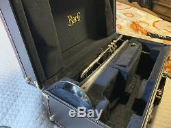 Bach Stradivarius Trumpet 4 mouthpieces. Shipping $100 Serial Number 699095