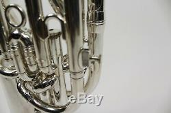 Baritone Besson Sovereign 955 silver plated