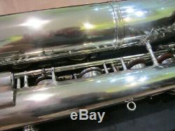 Baritone Saxophone Weltklang(b&s)