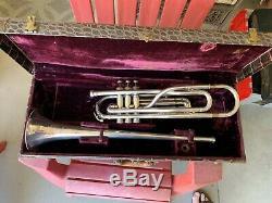 Bb Bass Herald Trumpet Besson Trombone Euphonium
