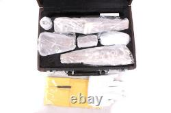 Bb Key 17 key Professional Clarinet Rosewood Wooden Body Silver Plated