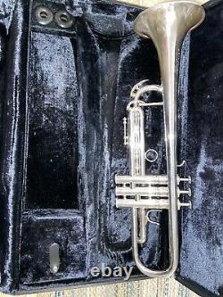 Beautiful F. Besson MEHA Trumpet by Kanstul