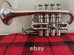 Benge 4 Valve Piccolo Trumpet
