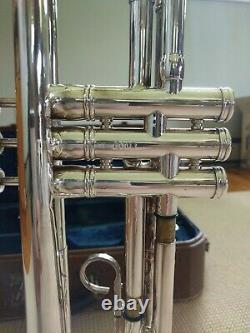 Benge Trumpet, 1946, Chicago, Bb, ML