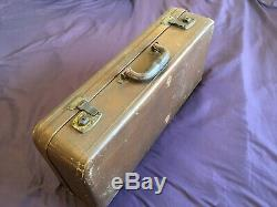 Benge Trumpet Chicago, Illinois, With Case & Llewelyn Mouthpiece Great pro horn
