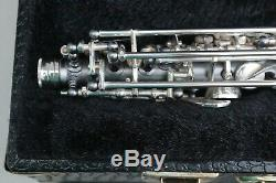 Big Bell Stone Pro Curved Soprano Saxophone