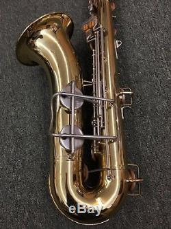Buescher 400 Tenor Saxophone VINTAGE