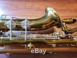 (Buescher 400 Tenor Saxophone) Very Nice! $1,695