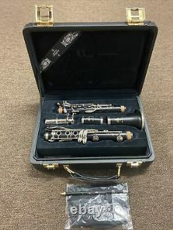 Buffet Crampon R-13 Professional Bb Clarinet with Nickel Plated Keys