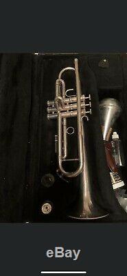 C. G. Conn Connstellation 52B Professional Trumpet