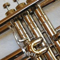 CONN CONSTELLATION Bb TRUMPET MODEL 38B MADE IN ELKHART INDIANA