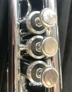 Carol Brass Professional CTR-5000L-YLT-S CarolBrass Trumpet Shilke/Yamaha set up