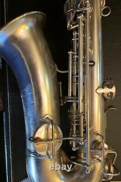 Conn Chu Berry Alto Saxophone-Ready to PLAY! GREAT CONDITION