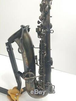 Conn Silver Plated C Melody Saxophone