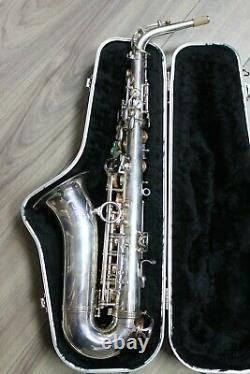 Dave Guardala DGASSP Alto Saxophone
