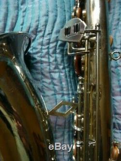 Dolnet'Bel Air' Tenor Saxophone Excellent condition
