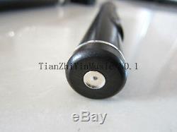 Excellent ebony flute C key 17 Open hole Low B/wooden flute