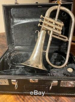 Flugelhorn (Used)Yamaha YFH-731 Bb working condition with mouthpiece and case
