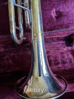 Getzen Eterna Severensen Model Professional Trumpet