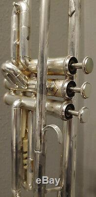 Getzen Eterna Severinson Trumpet 1968-1971 SK4351-SK13820