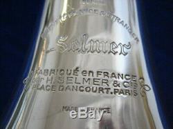 Good Selmer (paris) Flugelhorn Made In France, Clean, Good Valves