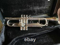 H. N. White King Silver Flair Trumpet -The Real Deal