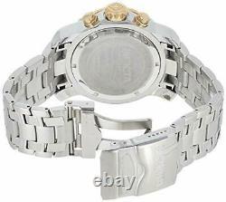 Invicta Men's Pro Diver 48mm Steel Bracelet & Case Quartz Analog Watch 80040