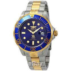 Invicta Pro Diver Grand Diver Automatic Blue Dial Men's Watch 3049