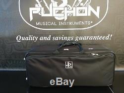JP by Taylor Silver Custom Bb Trumpet- Professional