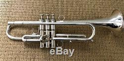 Jerome Callet Jazz Bb Professional Trumpet